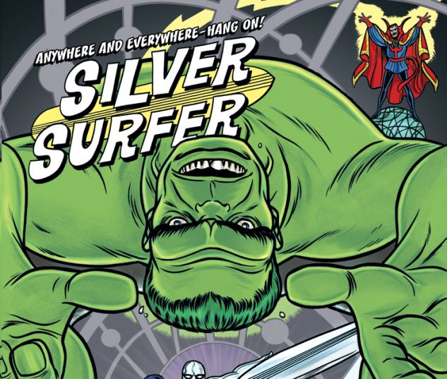 SILVER SURFER 5 (ANMN, WITH DIGITAL CODE)