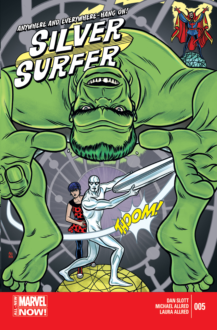 Silver Surfer (2014) #5