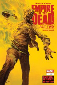 George Romero's Empire of the Dead: Act Two #2