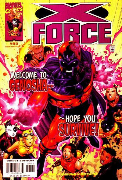 X-Force (1991) #95