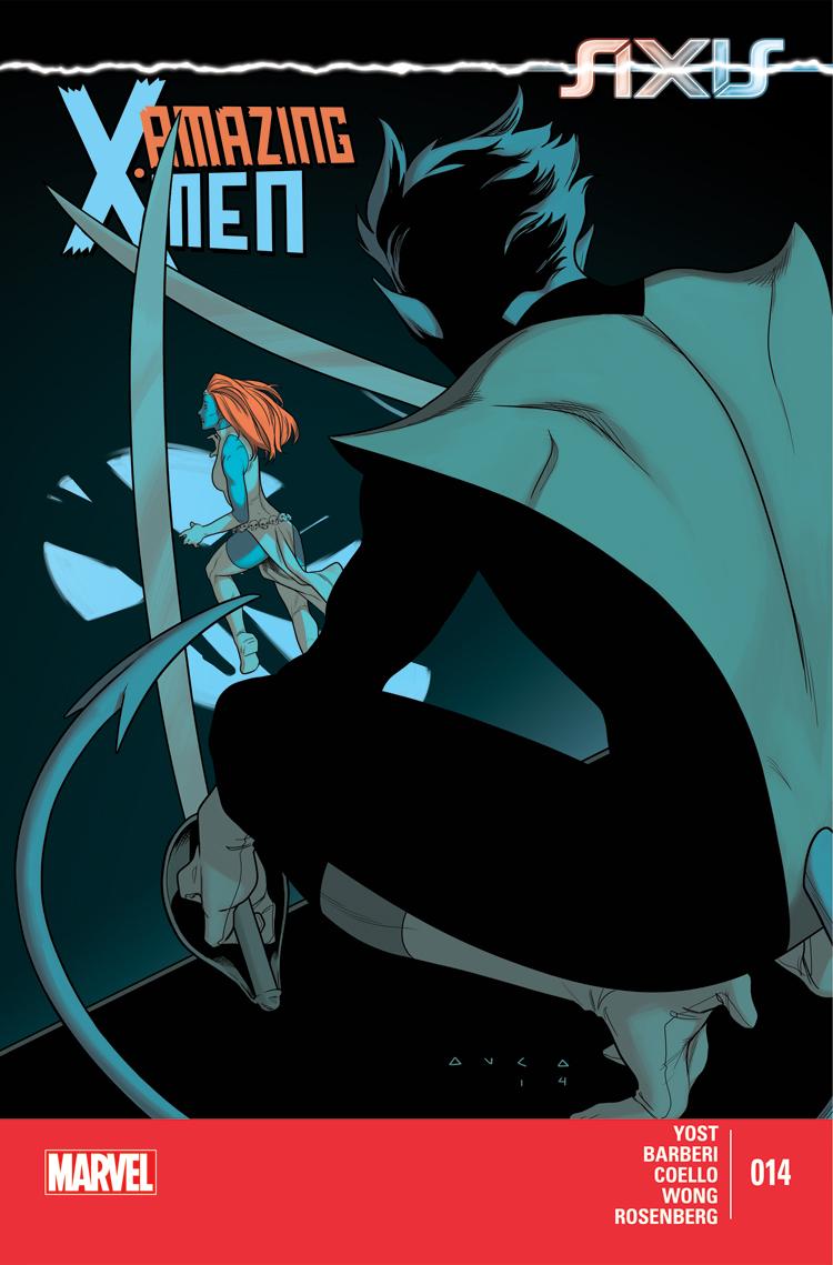 Amazing X-Men (2013) #14