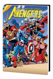 Avengers by Kurt Busiek & George Perez (Hardcover)