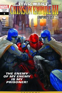 Star Wars: Crimson Empire Iii - Empire Lost (2011) #4