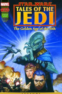 Star Wars: Tales Of The Jedi - The Golden Age Of The Sith (1996)