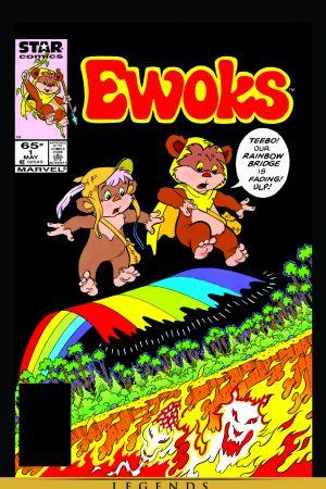Star Wars: Ewoks (1985) #1