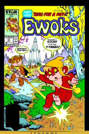 Star Wars: Ewoks #14
