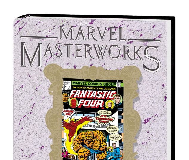MARVEL MASTERWORKS: THE FANTASTIC FOUR VOL. 17 HC VARIANT (DM ONLY)