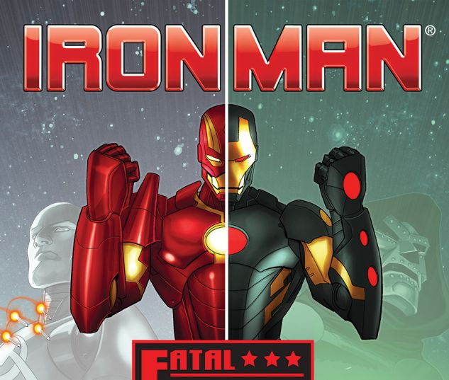 Iron Man Infinite Digital Comic (2013) #1