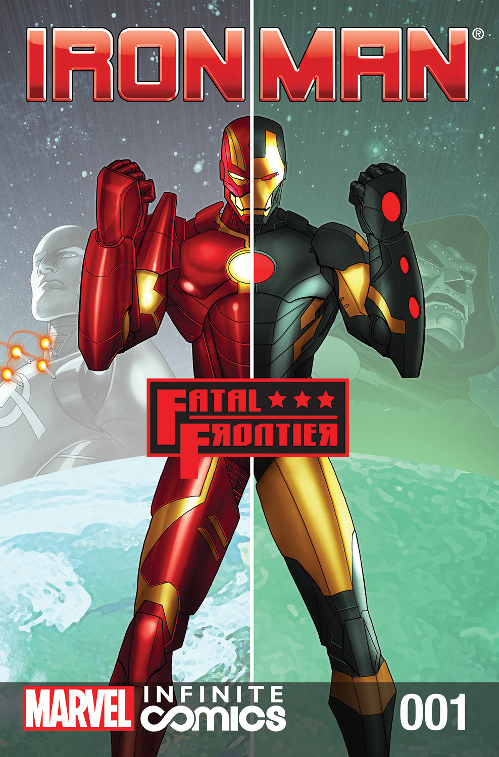 Iron Man: Fatal Frontier Infinite Comic (2013) #1