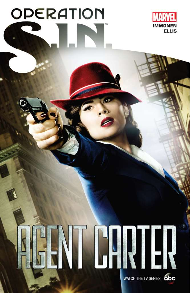 OPERATION: S.I.N. - AGENT CARTER TPB (Trade Paperback)