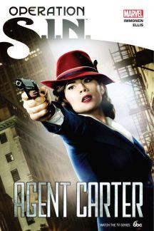 Operation: S.I.N.: Agent Carter (Trade Paperback)