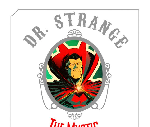 Doctor Strange (2015) #1 variant cover by Juan Doe
