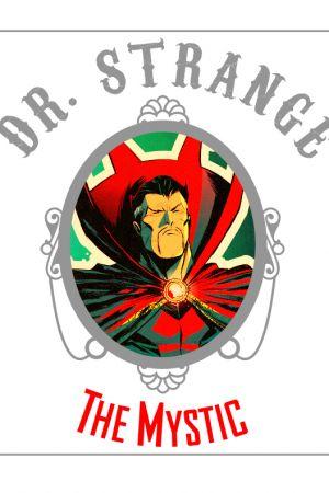 Doctor Strange (2015) #1 (Doe Hip-Hop Variant)