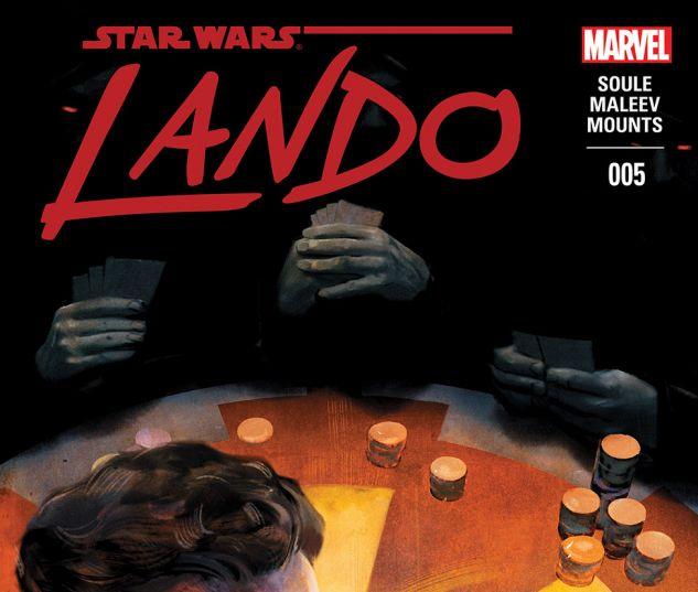 Lando (2015) #5