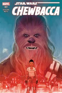 True Believers: Chewbacca #1