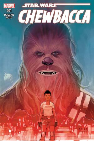 True Believers: Chewbacca (2016) #1