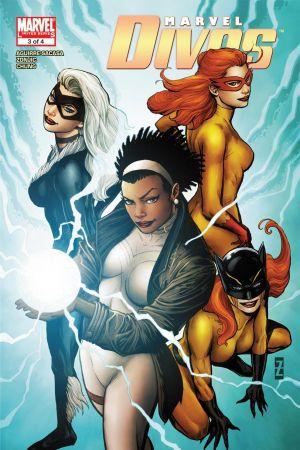 Marvel Divas #3