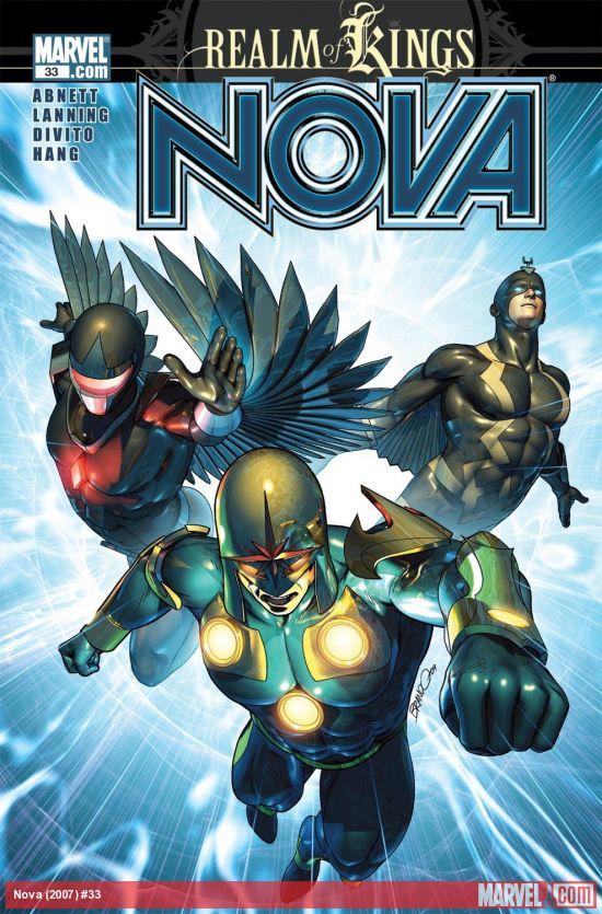 Nova (2007) #33