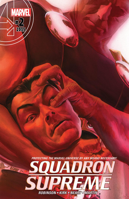 Squadron Supreme (2015) #2