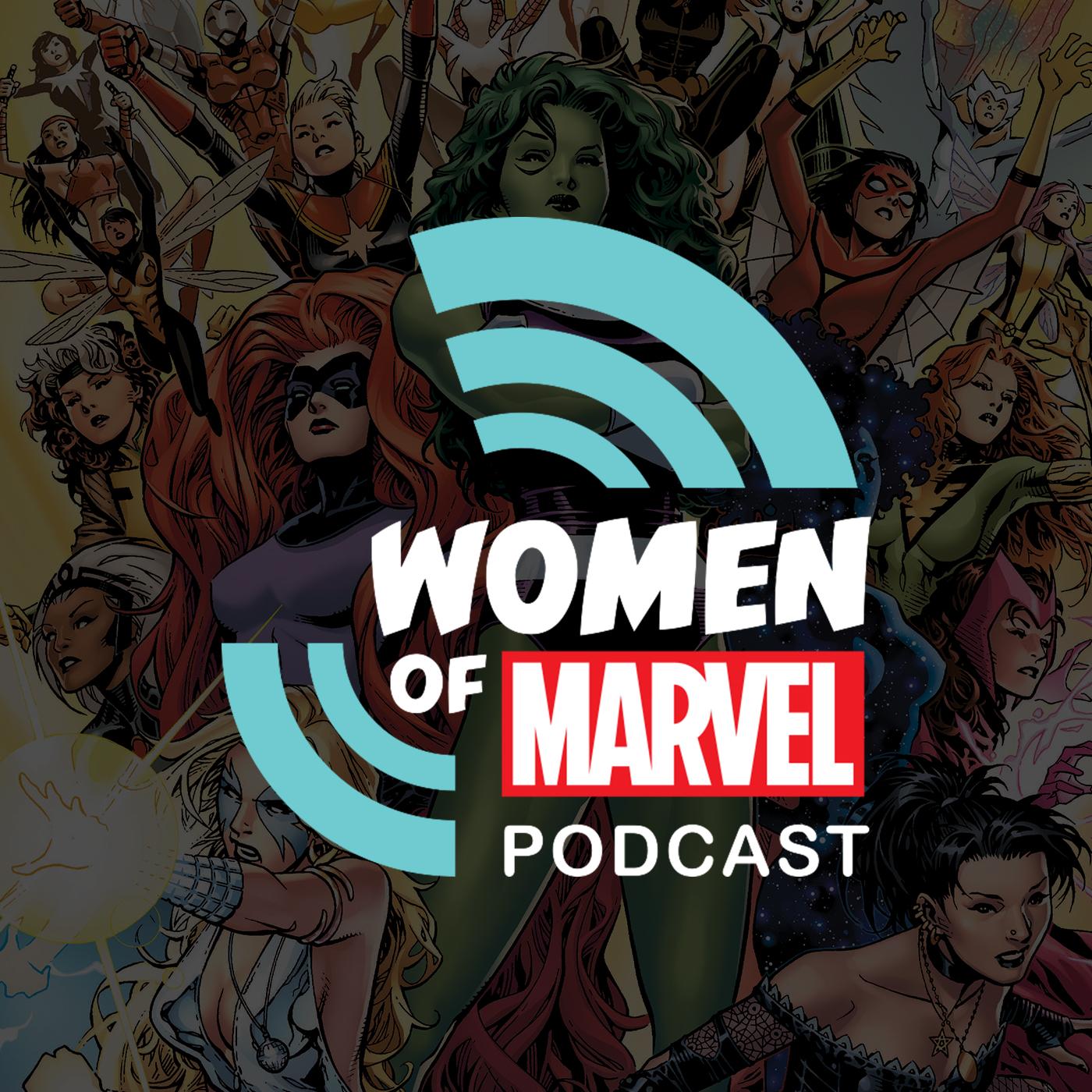<![CDATA[Women of Marvel Podcast]]>