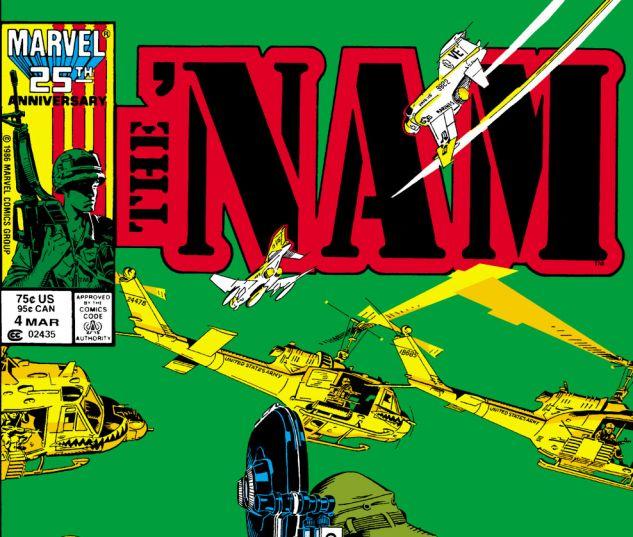 The 'Nam (1986) #4