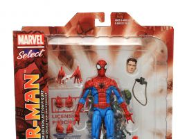 Spectacular Spider-Man Figure