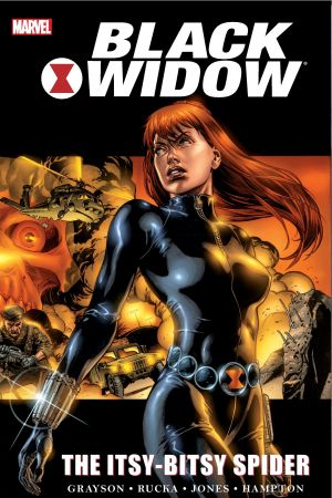 BLACK WIDOW: THE ITSY-BITSY SPIDER TPB (Trade Paperback)