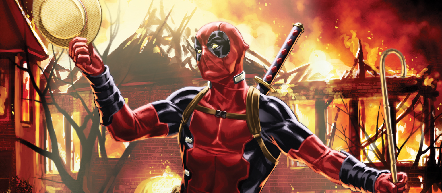 Deadpool | Character Close Up | Marvel Comic Reading Lists