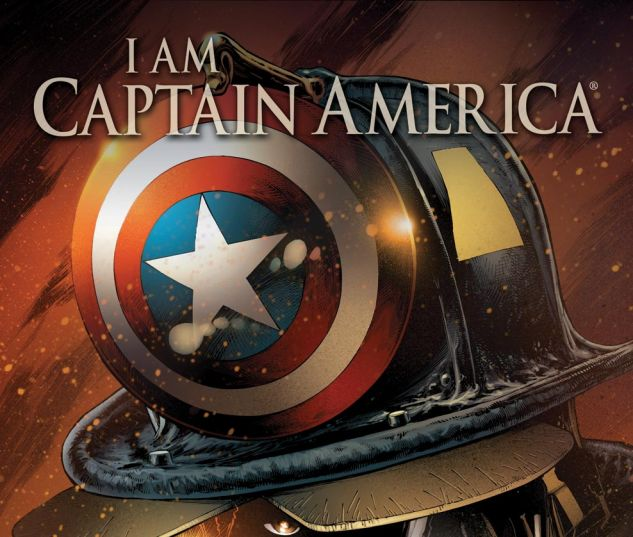I Am Captain America (2011) #1