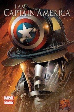 I Am Captain America (2011) #1