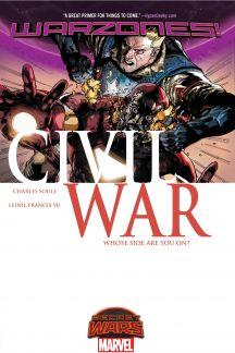 Civil War: Warzones! (Trade Paperback)