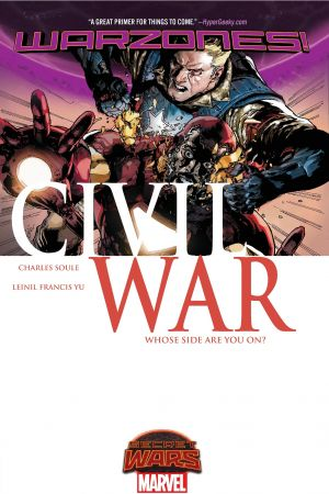 Civil War: Warzones! (Trade Paperback)