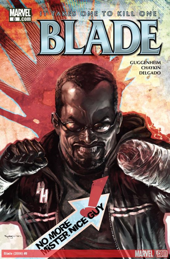Blade (2006) #8