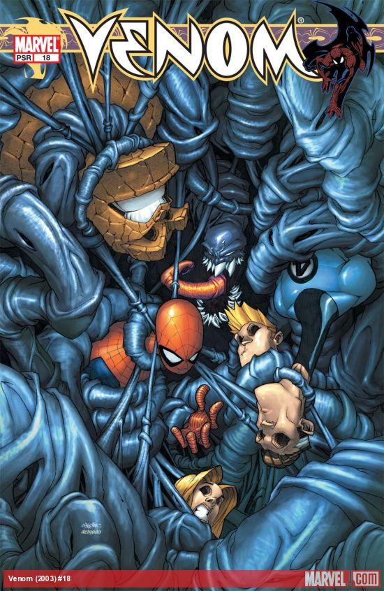 Venom (2003) #18