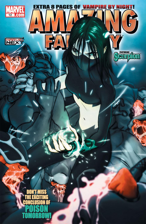 Amazing Fantasy (2004) #12