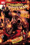 AMAZING SPIDER-MAN (1999) #554 Cover