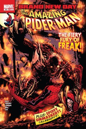 Amazing Spider-Man (1999) #554