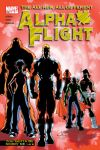 ALPHA FLIGHT (2004) #1 Cover