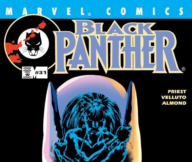 Black Panther (1998) #31