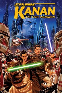 True Believers: Kanan (2016) #1
