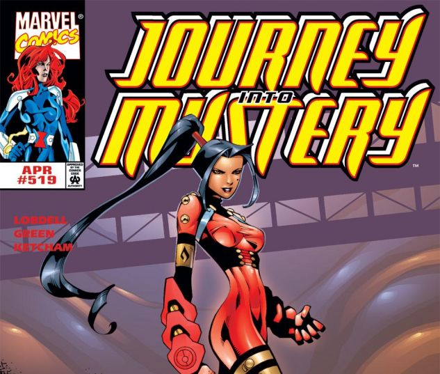 Cover from Journey Into Mystery (1996) #519