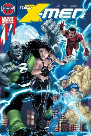 New X-Men #23