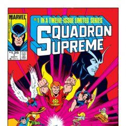 Squadron Supreme (1985 - 1986)