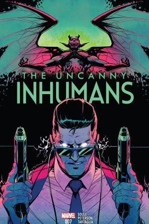 Uncanny Inhumans #7