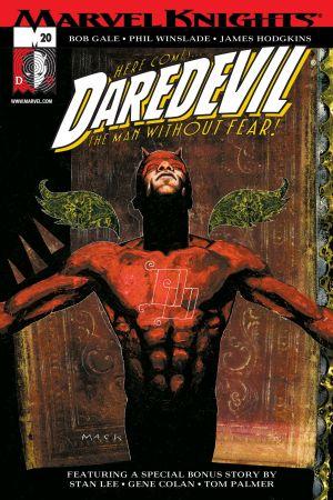 Daredevil (1998) #20