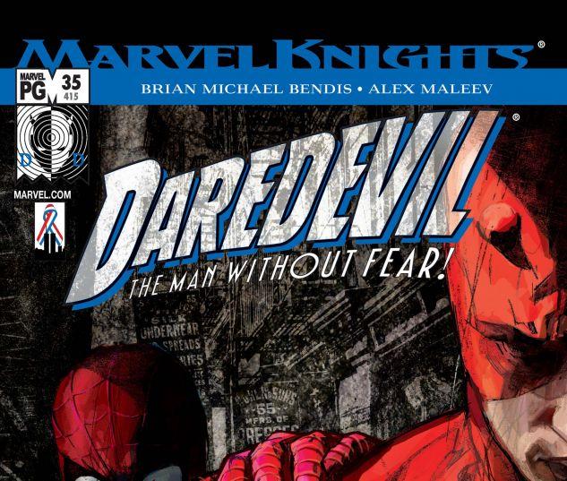 Daredevil (1998) #35