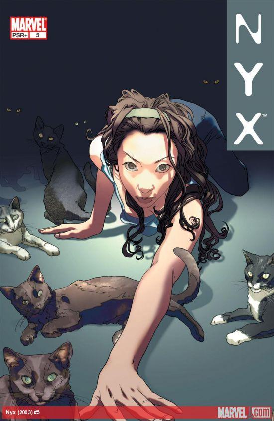 NYX (2003) #5