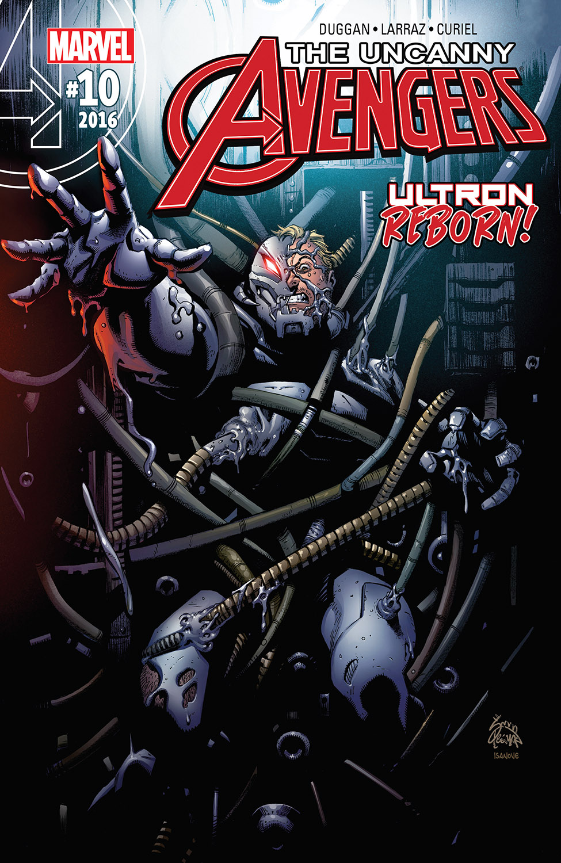 Uncanny Avengers (2015) #10