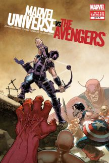 Marvel Universe vs. The Avengers #3