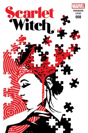Scarlet Witch (2015) #8